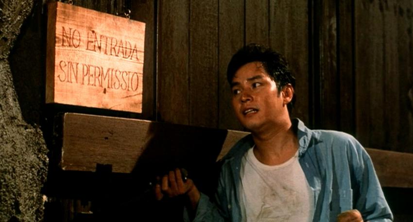 Božská relikvie (1986)