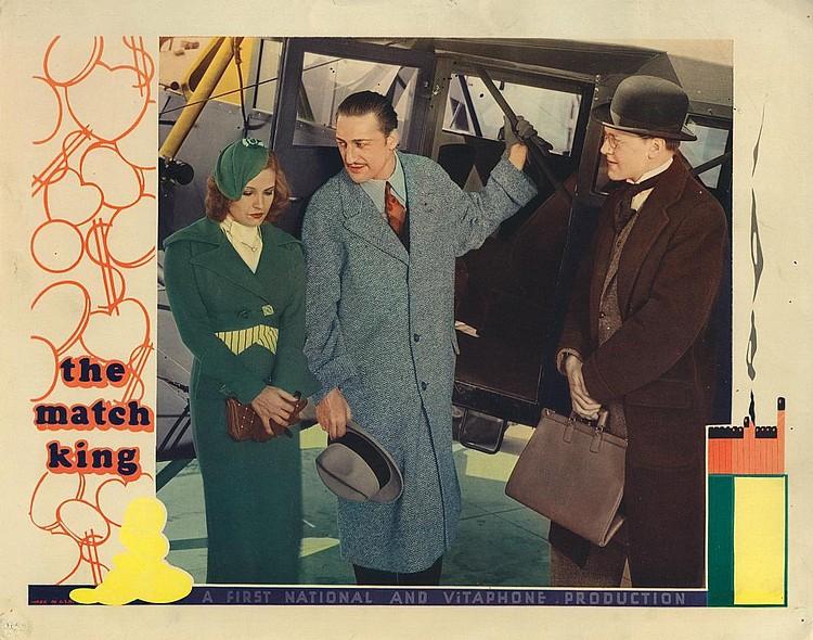 Match King (1932)