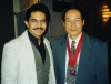 Art Camacho a Sifu Ted Wong