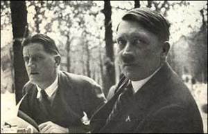 Ernst Hanfstaengl ako tlačový agent, a Adolf Hitler, Mníchov 1920