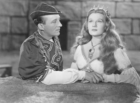 Rytíř Hank, postrach kulatého stolu (1949)