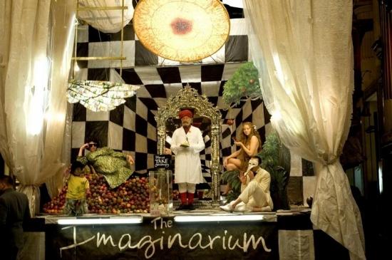 Imaginárium dr. Parnasse (2009)
