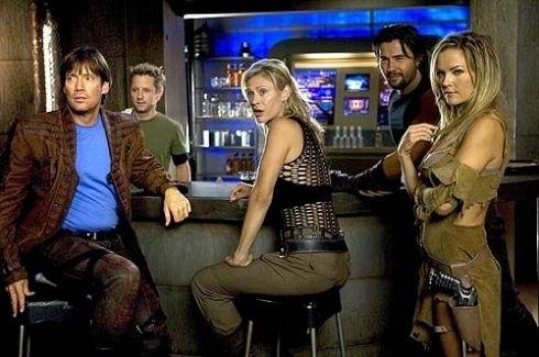 Andromeda (2000) [TV seriál]