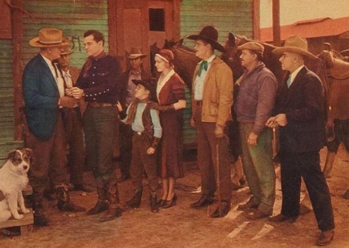 The Texan (1932)