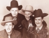 Hank Newman, Slim Newman, Johnny Spies, Bob Newman