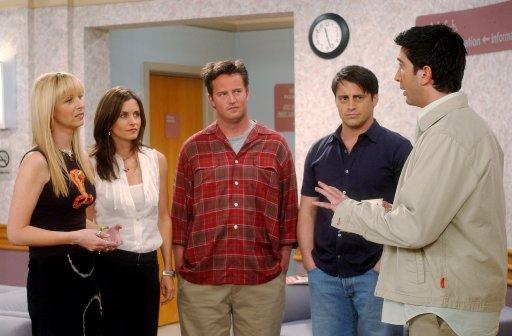 Přátelé (1994) [TV seriál]