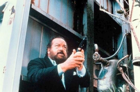 Extralarge 1: Černý a bílý (1991) [TV film]