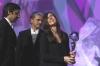 Cena za nejlepší mužský herecký výkon pro Paula Giamattiho (cenu přebírá režisérka Sophie Barthes) (2009)