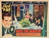 Meet the Mayor (1932)