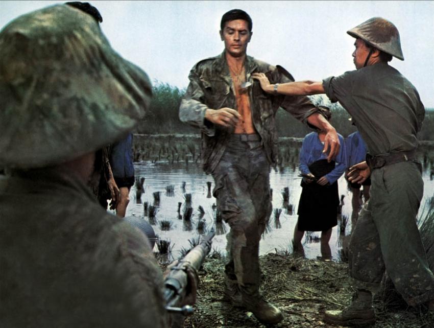 Ztracená jednotka (1966)