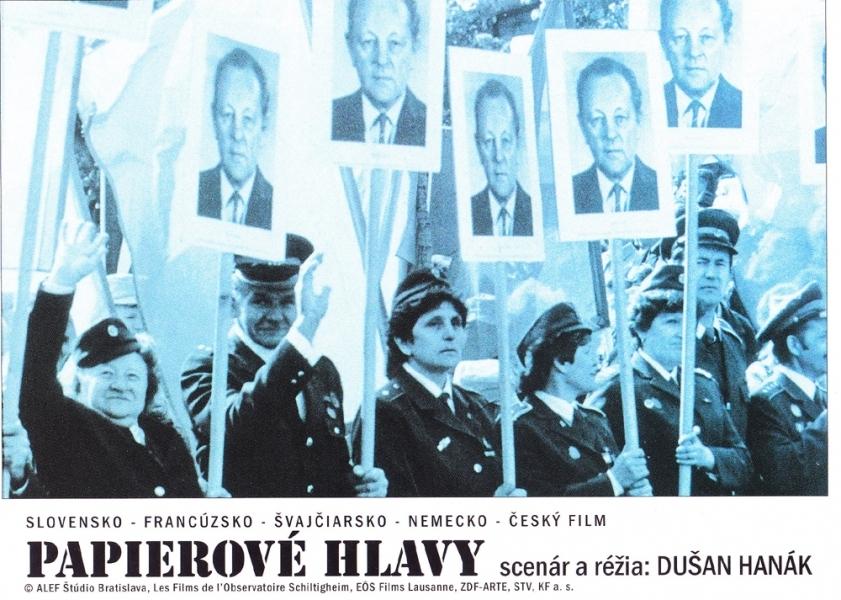 Papírové hlavy (1996)