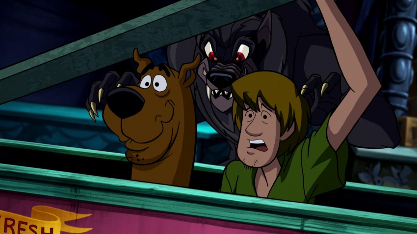 Scooby-Doo: Šapitó! (2012) [Video]