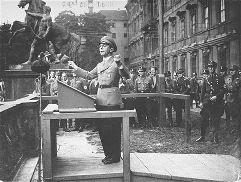 Druhá světová válka (Vpád nacistů) - 2. díl (1943)