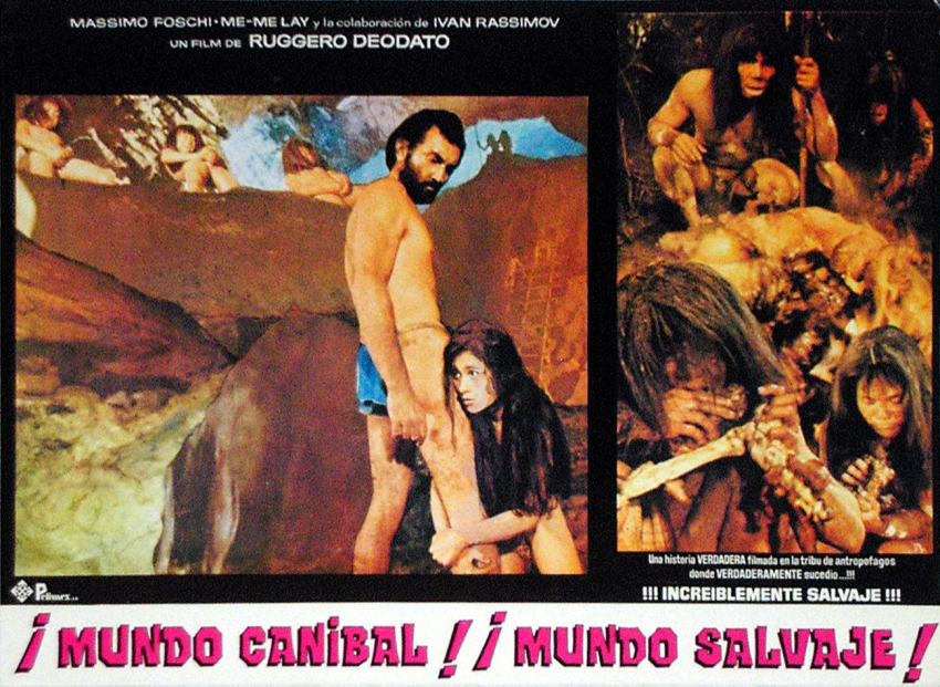 Poslední kanibalové (1977)