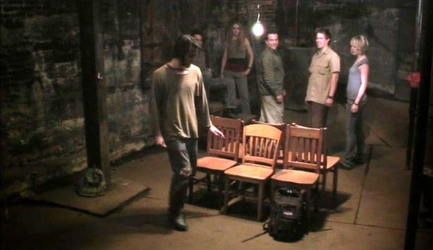 Vražedná hra (2008)