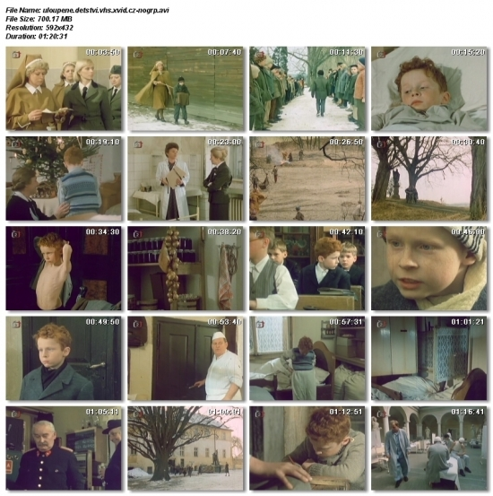 Uloupené dětství (1987) [TV film]