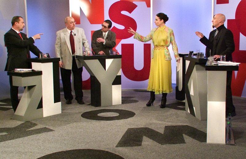 Máte slovo s M. Jílkovou (2008) [TV pořad]