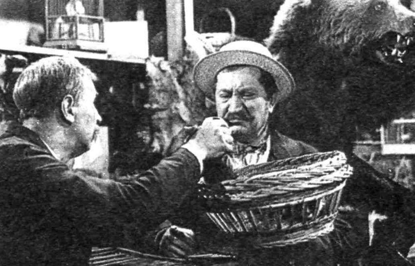 Vzorný kinematograf Haška Jaroslava (1955)