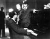 Pál Fejös, Ferenc Farkas za klavírem