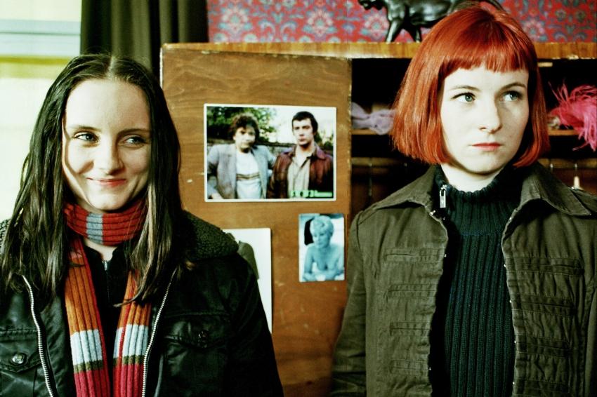 Kristina Lukešová a Isabela Bencová