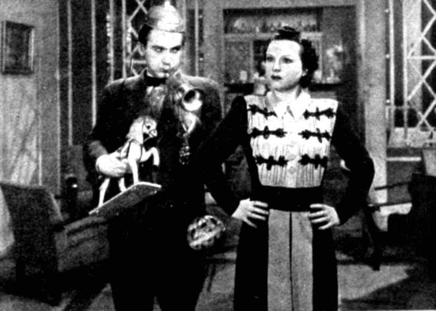 Slečna matinka (1938)