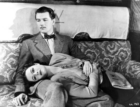 z filmu Zmizení staré dámy - Gilbert a Iris
