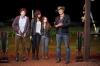 Jesse Eisenberg, Emma Stone, Abigail Breslin, Woody Harrelson