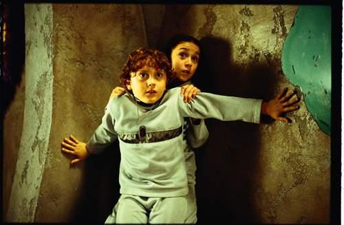 Spy Kids: Špióni v akci (2001)