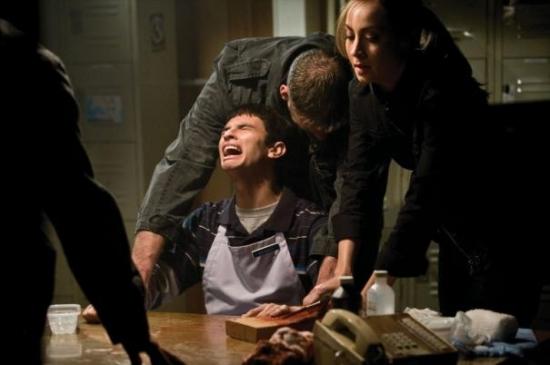 Neznámí vetřelci (2008)