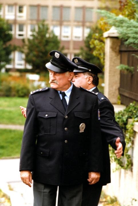 Policajti z předměstí (1999) [TV seriál]
