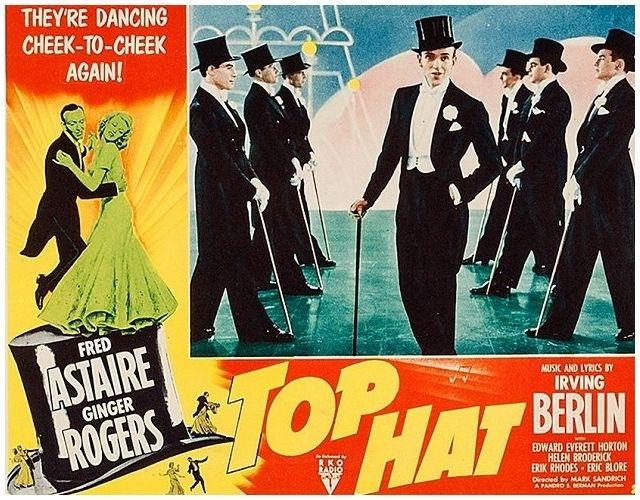 Páni v cylindrech (1935)