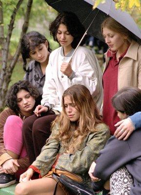 Černý slzy (2002) [TV film]