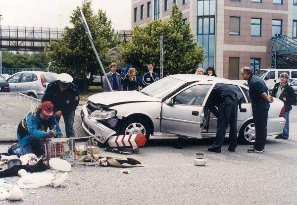 NADMĚRNÉ MALIČKOSTI: Nehoda
