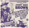 Outlaws of Stampede Pass (1943)