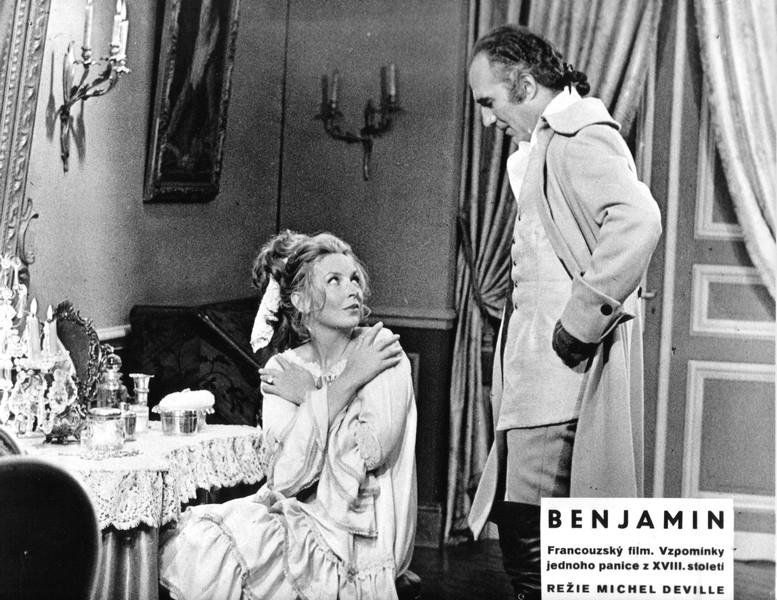 Benjamin aneb Deník panice / Benjamin (1968)