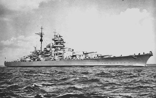 Potopte Bismarck! (1960)