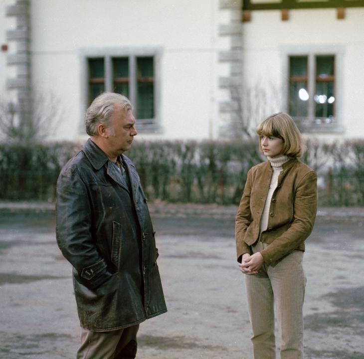 Petr Haničinec a Ivana Andrlová