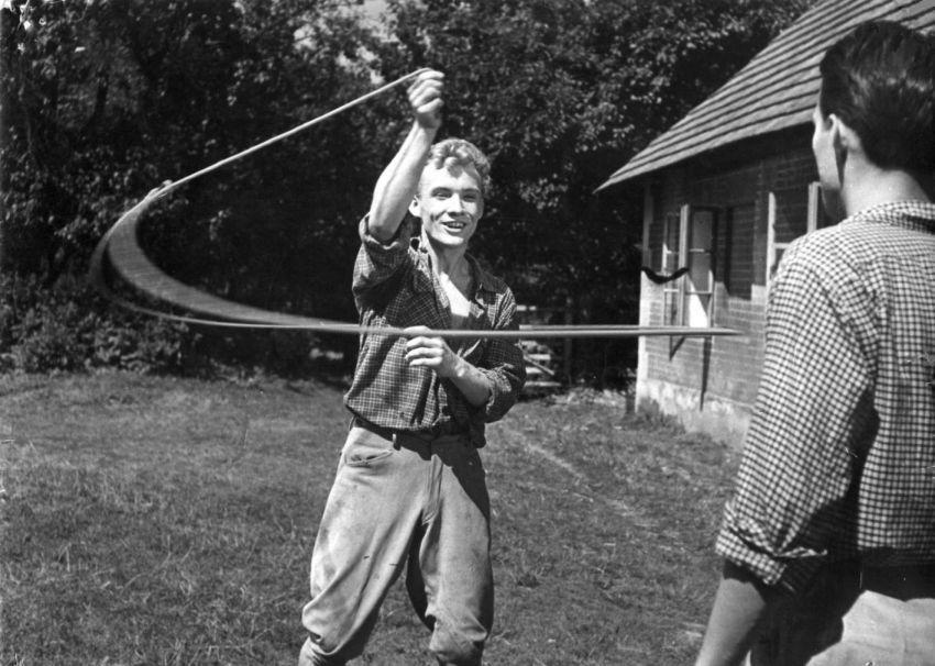 Smrt v sedle (1958)