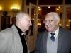 Předvánoční setkání Senior Prix 2009 - Stanislav Zindulka a Gustav Oplustil