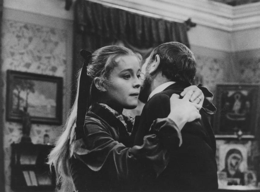 Krotká (1967) [TV inscenace]