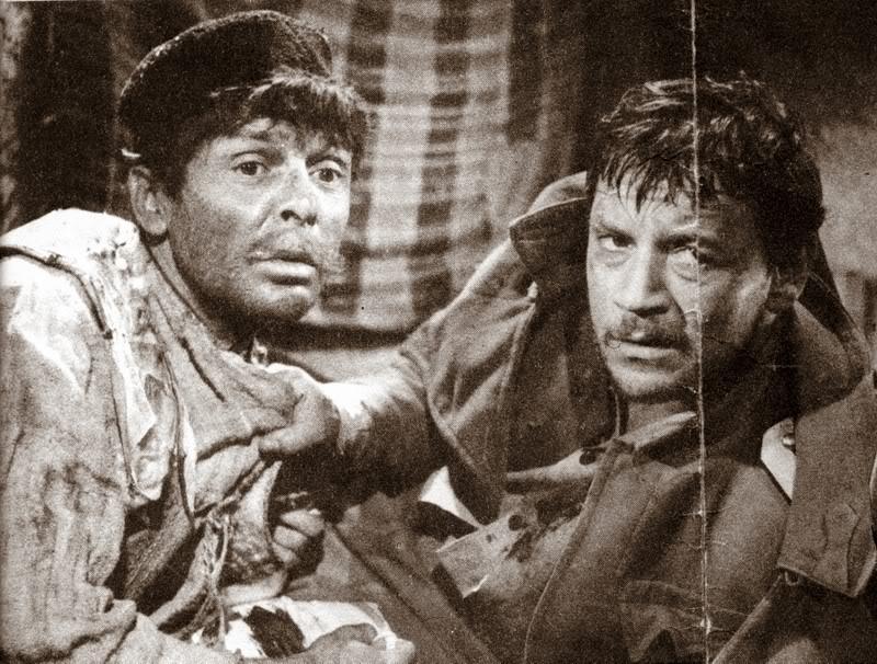 Vesnice bez mužů (1963)