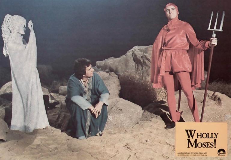 Herschel drtí faraony! (1980)