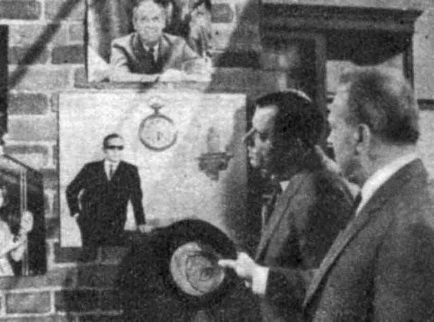 Josef Bek a Karel Höger