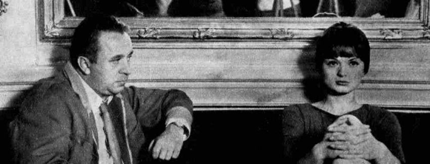 Smrt za oponou (1966)