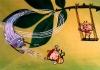 Jak Ťuk a Bzuk nechtěli, aby pršelo (1994) [TV seriál]