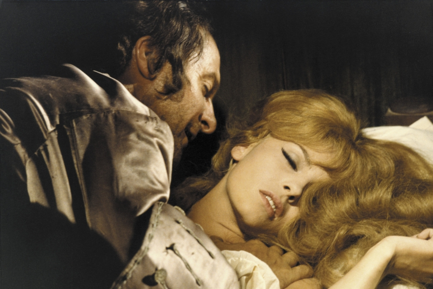 Nezkrotná Angelika (1967)