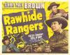 Rawhide Rangers (1941)
