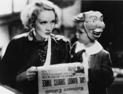 Plavovlasá Venuše (1932)