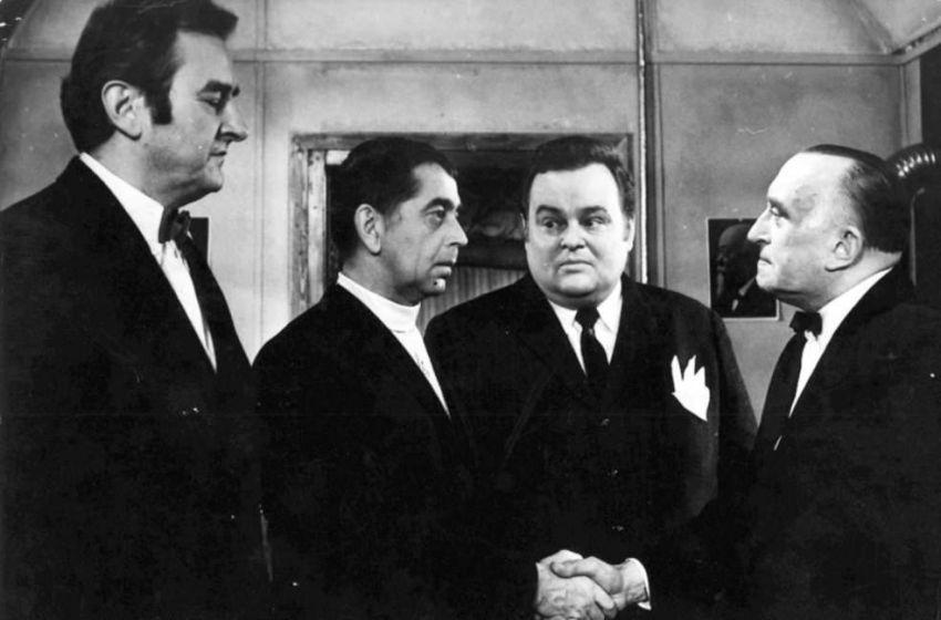 Světáci (1969)