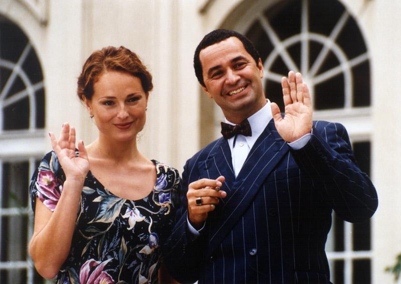 Markéta Hrubešová a Martin Dejdar